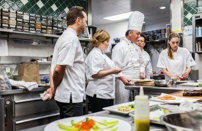 Banquet Kitchen