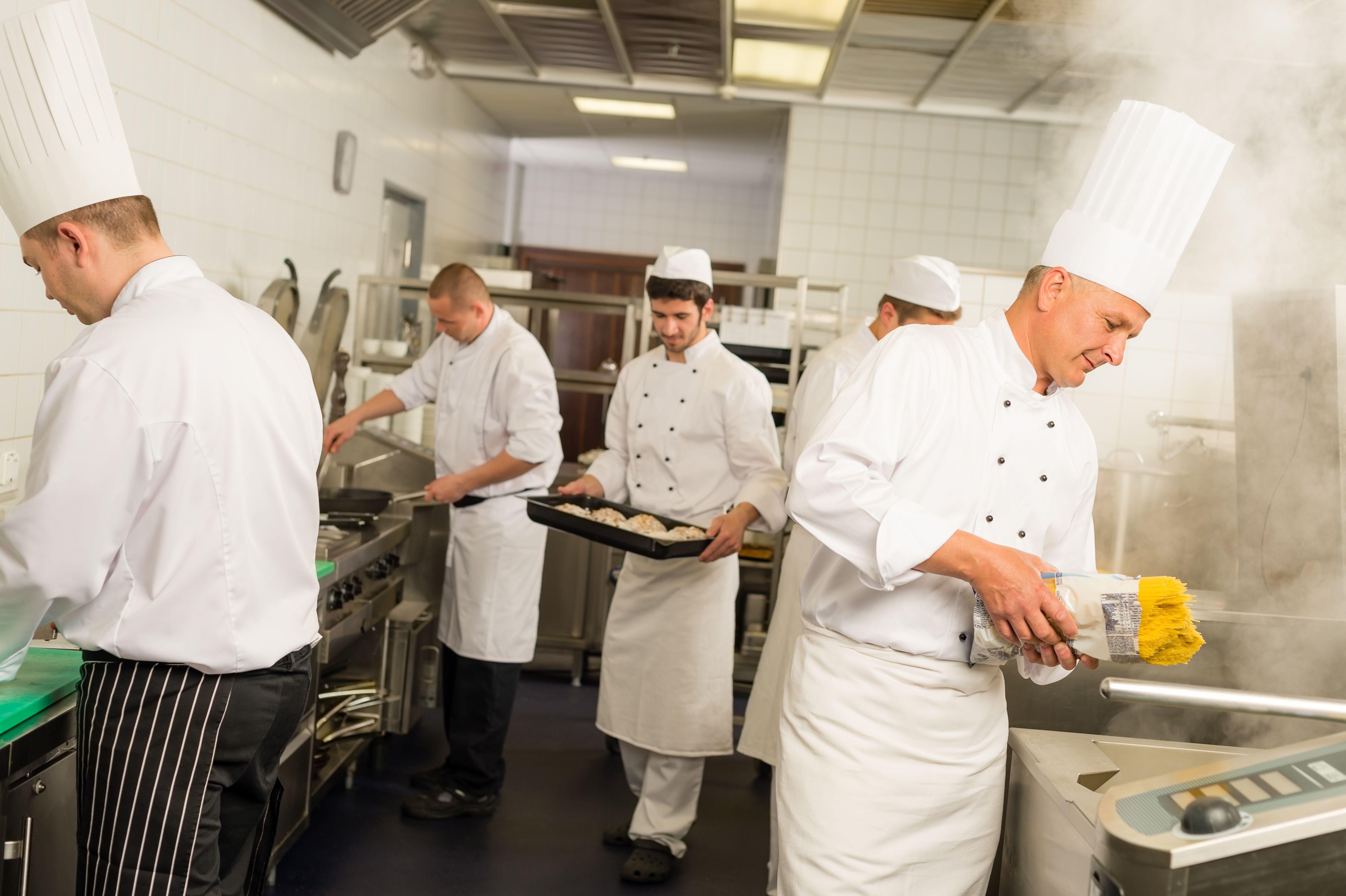 Restaurant Kitchen Brigade understanding the brigade system or brigade de cuisine