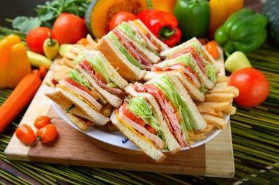 Lesson 25 - Sandwiches