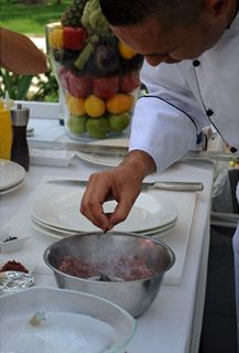 Chef Hani Ali Endorses CASA