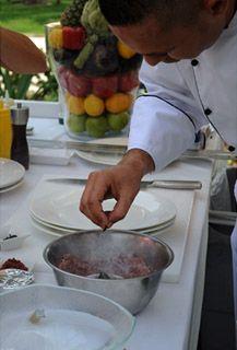 Chef Hany Ali Endorses CASA