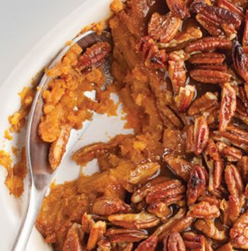 Sweet Potato with Pecans